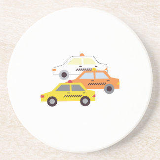 Taxis_Base Beverage Coaster