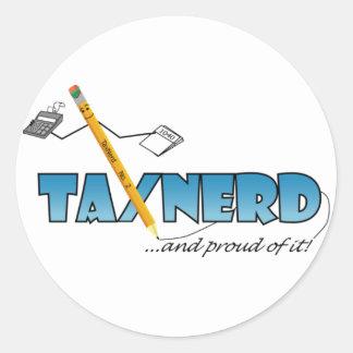 TaxNerd Sticker
