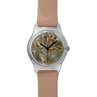 """Taxonomic Tick-Tock"" Wristwatches"