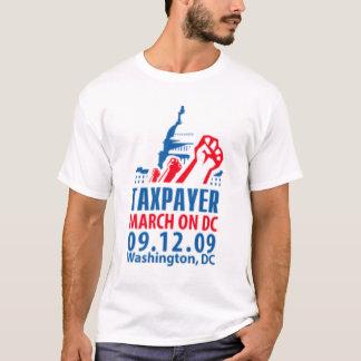Taxpayer March on Washington DC 09.12.09 T-Shirt
