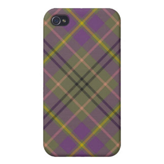 Taylor Family or Clan Tartan Plaid Iphone4 Case Cover For iPhone 4