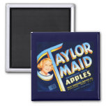 Taylor Maid Apples Fridge Magnet