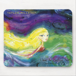 Taylor Mills Under the Surface Mousepad