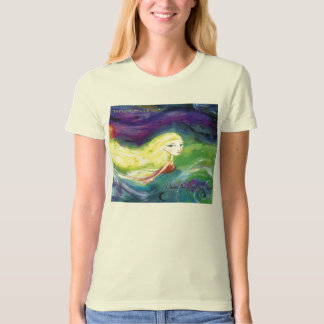 "Taylor Mills ""Under the Surface"" Women's t-shirt"
