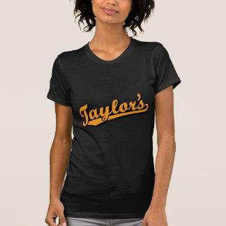 Taylor's in Orange T-Shirt