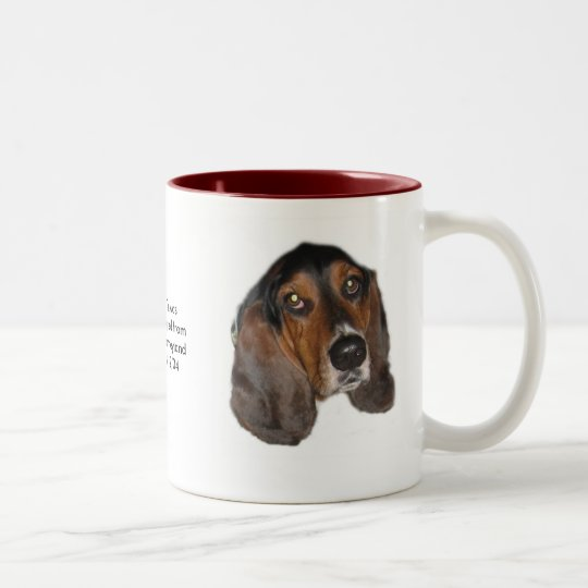 Taz Adoption Mug