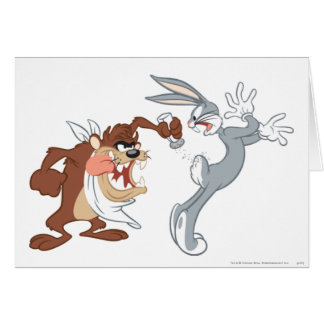 TAZ™ and BUGS BUNNY™ Card