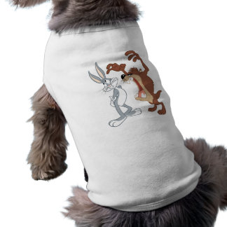 TAZ™ and BUGS BUNNY™ Not Even Flinching - Color Shirt