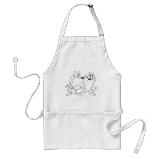 TAZ™ and Girl Aprons