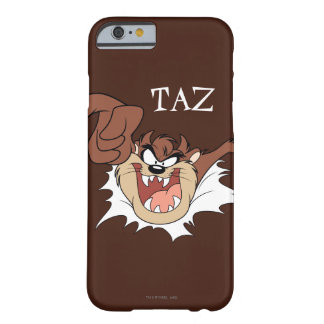 TAZ™ Bursting Through Page Barely There iPhone 6 Case