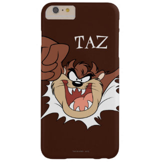 TAZ™ Bursting Through Page Barely There iPhone 6 Plus Case