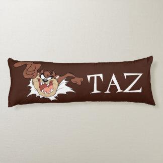 TAZ™ Bursting Through Page Body Cushion