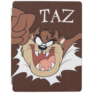 TAZ™ Bursting Through Page iPad Cover