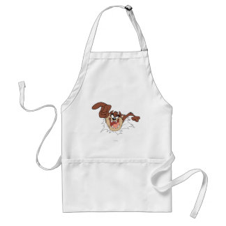 TAZ™ Bursting Through Page Standard Apron