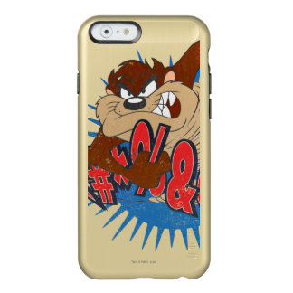 TAZ™ Censored Incipio Feather® Shine iPhone 6 Case