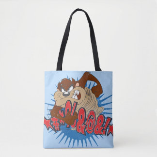 TAZ™ Censored Tote Bag