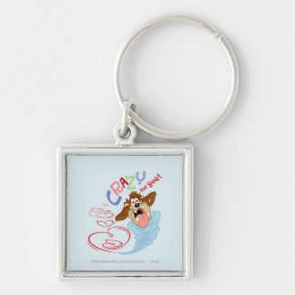 TAZ™ Crazy for you! Key Ring