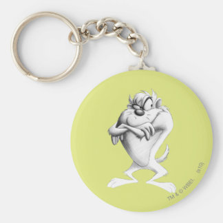 TAZ™ Drawing Key Ring