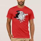 TAZ™ eating Christmas tree T-Shirt