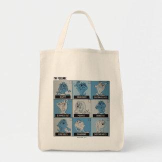 TAZ™ Emotion Checkbox Tote Bag