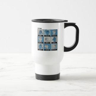 TAZ™ Emotion Checkbox Travel Mug