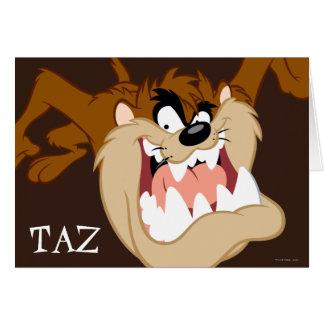 TAZ™ Evil Grin Card