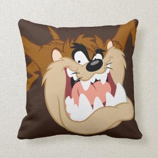 TAZ™ Evil Grin Cushion