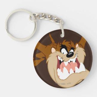 TAZ™ Evil Grin Key Ring