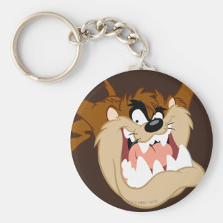 TAZ™ Evil Grin Key Ring