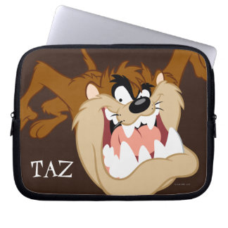 TAZ™ Evil Grin Laptop Sleeve