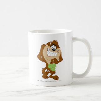 TAZ™ holding a leaf Coffee Mug