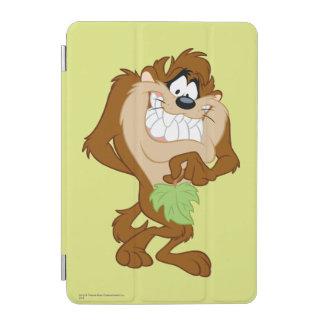 TAZ™ holding a leaf iPad Mini Cover