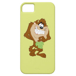 TAZ™ holding a leaf iPhone 5 Cover