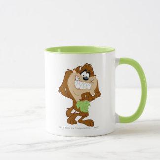 TAZ™ holding a leaf Mug