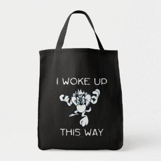 TAZ™ I Woke Up This Way Tote Bag
