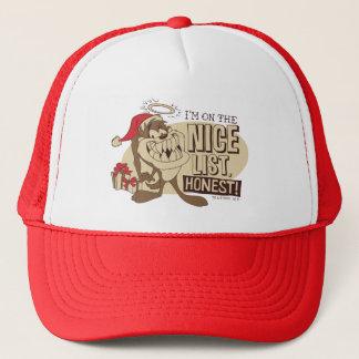 TAZ™- I'm On The Nice List Trucker Hat