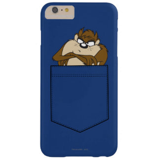 TAZ™ In A Pocket Barely There iPhone 6 Plus Case