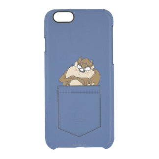 TAZ™ In A Pocket Clear iPhone 6/6S Case