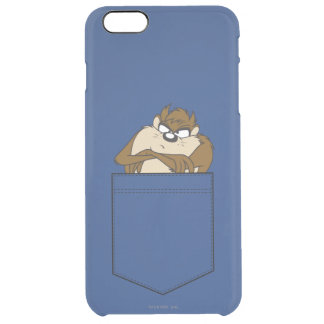 TAZ™ In A Pocket Clear iPhone 6 Plus Case