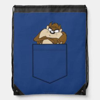 TAZ™ In A Pocket Drawstring Bag