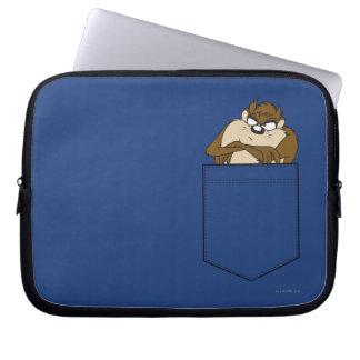 TAZ™ In A Pocket Laptop Sleeve