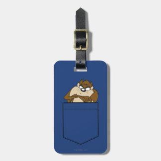 TAZ™ In A Pocket Luggage Tag