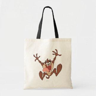 TAZ™ Leaping Tote Bag