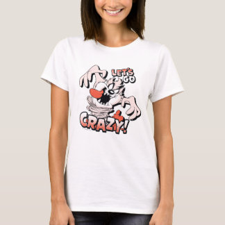 "TAZ™ ""Let's Go Crazy!"" Halftone T-Shirt"