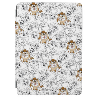 TAZ™ Line Art Color Pop Pattern iPad Air Cover