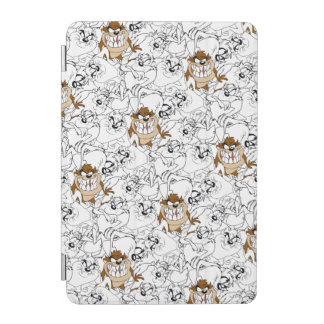TAZ™ Line Art Color Pop Pattern iPad Mini Cover
