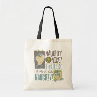 TAZ™- Naughty or Nice? Tote Bag