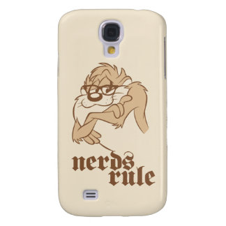 TAZ™ - Nerds Rule Galaxy S4 Case