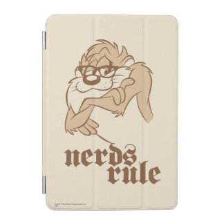 TAZ™ - Nerds Rule iPad Mini Cover