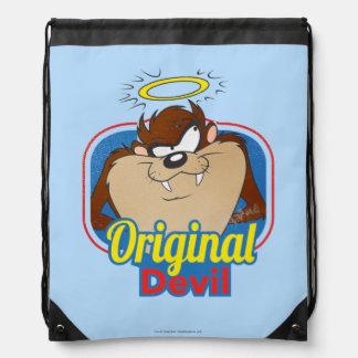 TAZ™ Original Devil Drawstring Bag